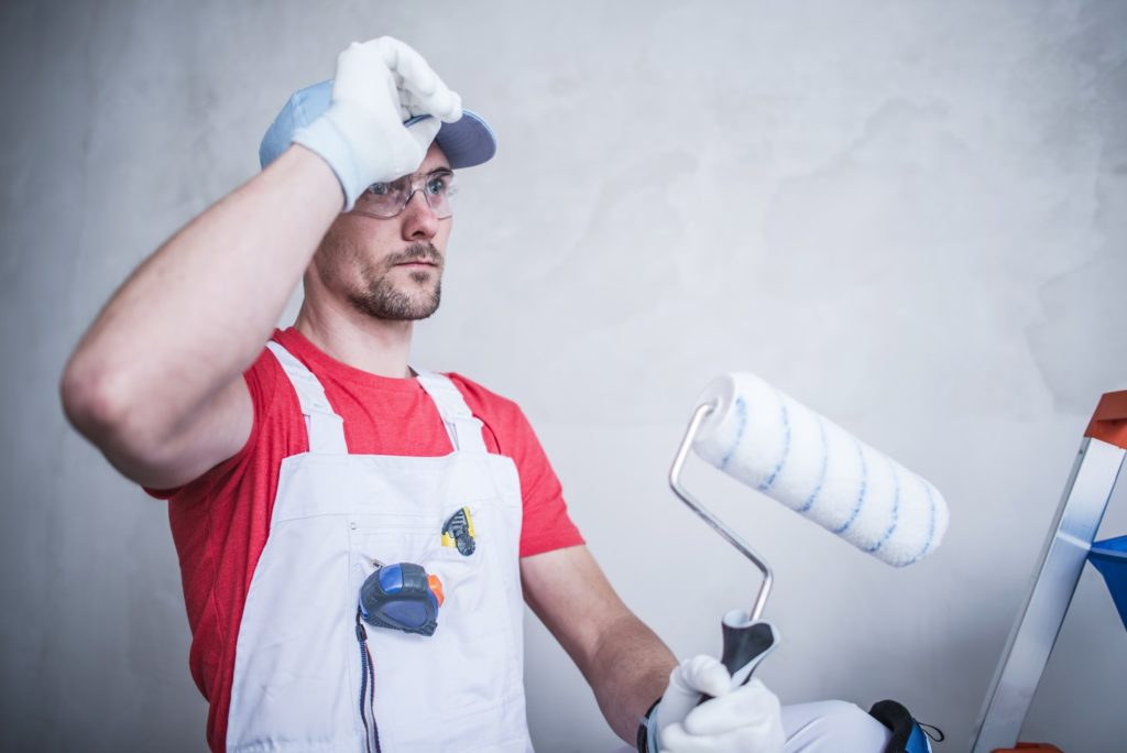 Malerbetrieb in Frankfurt